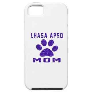 Lhasa Apso Mom Gifts Designs iPhone 5/5S Case