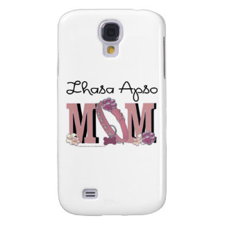 Lhasa Apso MOM Samsung Galaxy S4 Cover