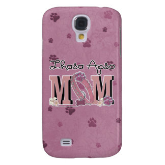 Lhasa Apso MOM Samsung Galaxy S4 Covers