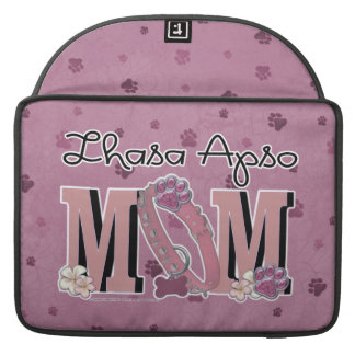 Lhasa Apso MOM Sleeve For MacBooks