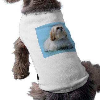 Lhasa Apso Pet Tshirt