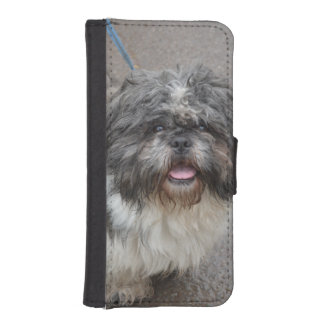 Lhasa Apso iPhone 5 Wallets