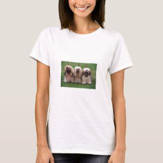 Lhasa Apso Trio T-Shirt