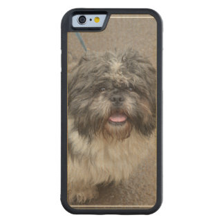Lhasa Apso Carved® Maple iPhone 6 Bumper Case