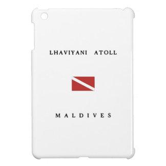 Lhaviyani Atoll Maldives Scuba Dive Flag Case For The iPad Mini
