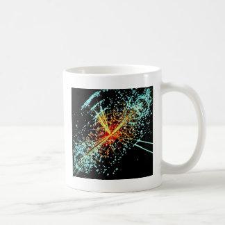 LHC Collision Coffee Mug