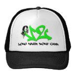 LHDC, verde de la música V2 Gorra