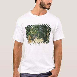 l'Herbe del sur de Claude Monet el   Le Dejeuner, Playera