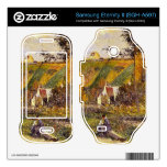 L'Hermitage Tontiose by Camille Pissarro Samsung Eternity II Skins
