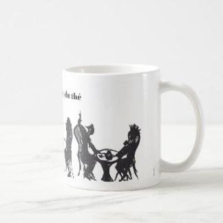 L'heure du thé mug