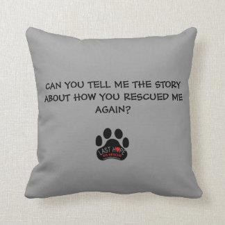 LHK9 Rescue Story Time Pillow