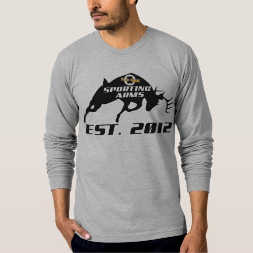 LHR Sporting Arms Buck Est. 2012 T-Shirt