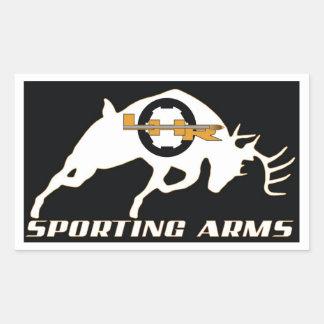 LHR Sporting Arms Buck Sticker