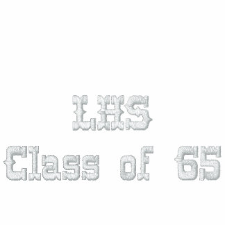 LHS Class of 1965 Embroidered Polo Shirt