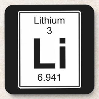 Li - Lithium Coaster