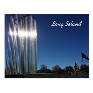 LI Memorial Postcard
