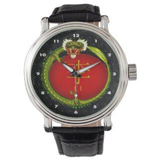 Li Monogram Dragon Wrist Watch