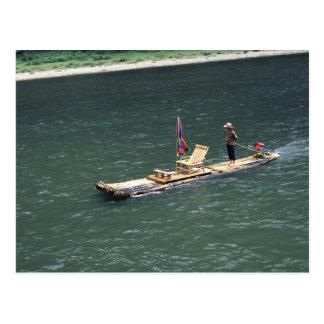 Li River Cruise Postcard