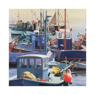 Liaisons 1986 canvas print