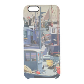 Liaisons 1986 clear iPhone 6/6S case