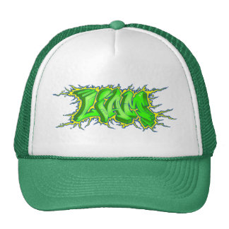 LIAM graffiti name - Trucker Hat