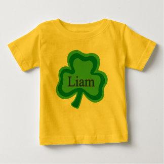Liam Irish Male Baby T-Shirt