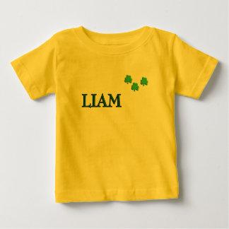 Liam Irish Name Baby T-Shirt