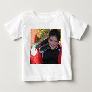 Liam-powerbelt-run Baby T-Shirt