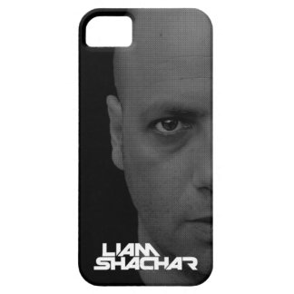 Liam Shachar iPhone 5 Case