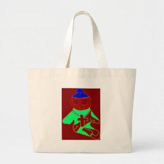 Liam, The Gangsta Alien Ghost Bag