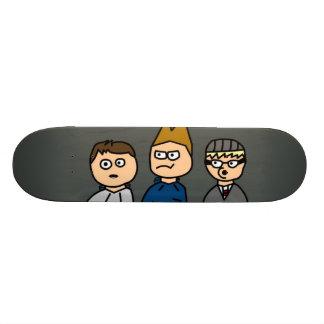 Liams Diary Custom State Of The Art SkateBoard