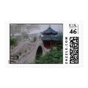 Lian Chi Postage stamp