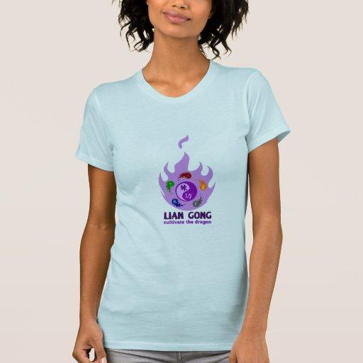 Lian Gong T-Shirt for woman 2 Poleras