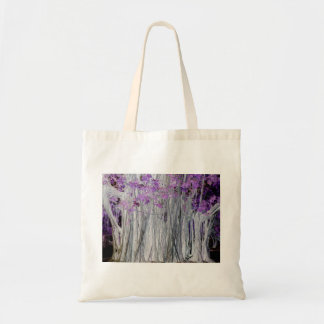 Lianas in absence colors tote bag