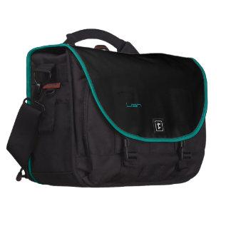 Lian's laptop bag