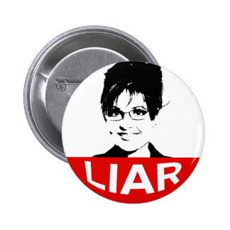 Liar Pinback Buttons
