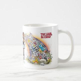 Liar in Chief Coffee Mug