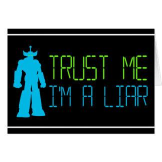 Liar, Liar Card