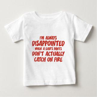 Liar Liar Pants On Fire T Shirts