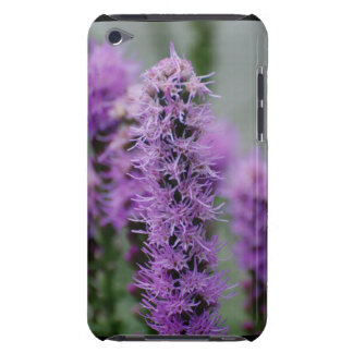 Liatris Flower iTouch Case Barely There iPod Cases