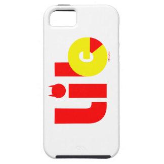 Lib Lie iPhone SE/5/5s Case