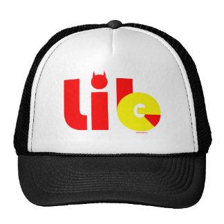 Lib Lie Mesh Hat