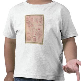 Líbano, Boone Co con Arcadia, Zionsville Camiseta