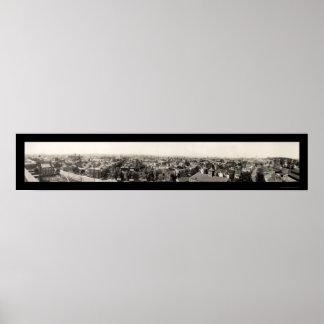 Líbano, foto 1918 del PA Impresiones