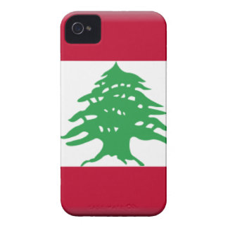 Líbano iPhone 4 Carcasas