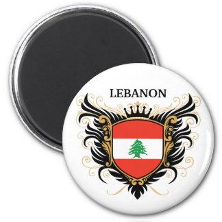 Líbano [personalice] imanes para frigoríficos