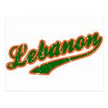 Líbano Postal
