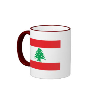 Líbano Tazas De Café