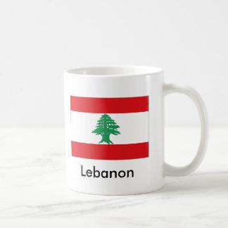 Líbano Taza Clásica