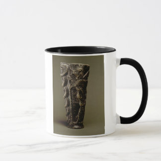 Libation goblet of Prince Gudea, dedicated to his Mug